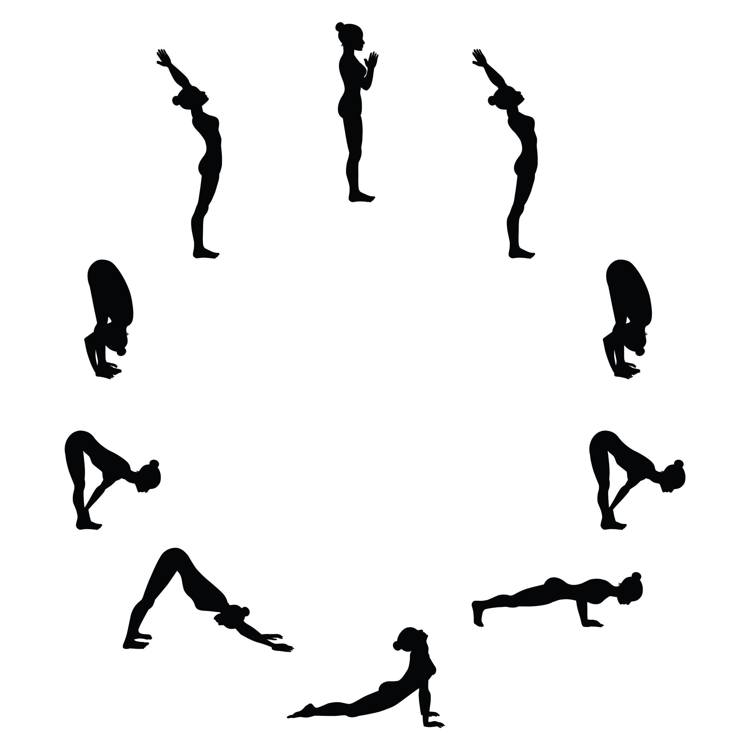 Surya Namaskar A How to Flow Through Sun Salutations   Yoga Journal