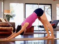 9 spinal stretches to ease back pain  iyengar yoga
