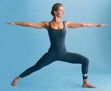 tap the wisdom of warrior 2 virabhadrasana 2  yoga for