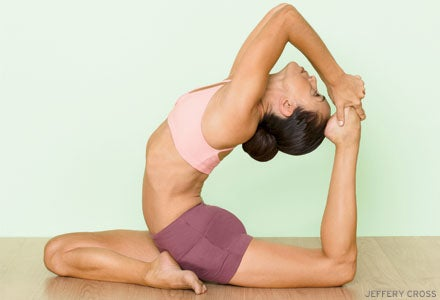 skillful sequence to approach advanced yoga backbends