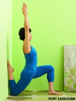 learn to drop back into wheel pose  master class  yoga