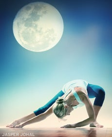 yoga sequences  try shiva rea's soothing moon salutations
