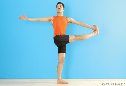 yoga sequences  yoga poses  more stability in standing