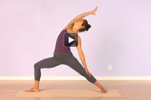 Standing and Backbending Sequence