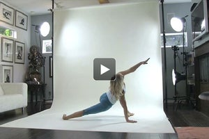 Watch Shiva Rea's Moon Salutation