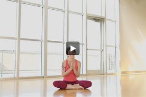 5-Minute Chakra-Balancing Flow