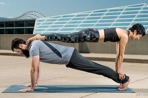AcroYoga 101: A Classic Sequence for Beginners
