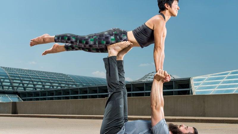 Acro Yoga Freeplay