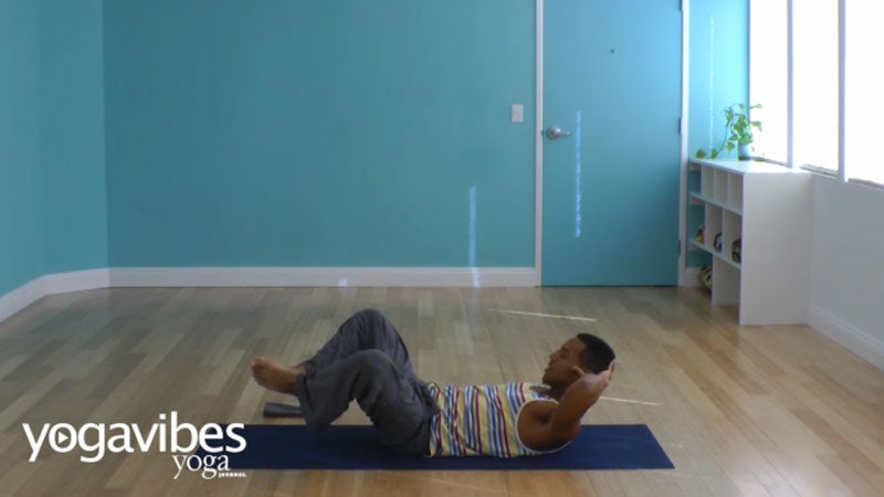 Core Yoga: A Vinyasa Flow to Target + Strengthen Your Abs