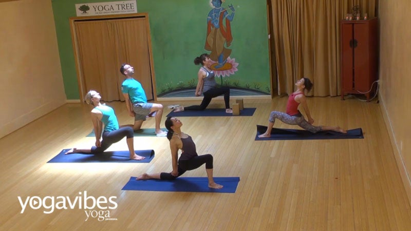 Balancing Poses + Variations to Promote Stability