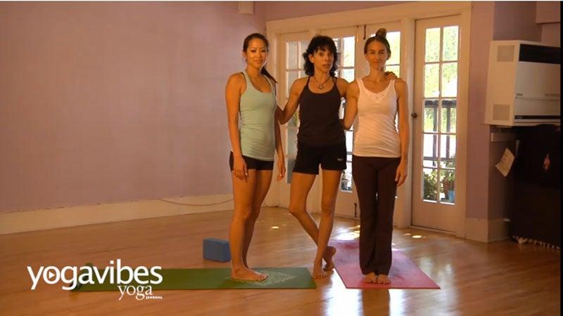 Lengthen Your Side Body in Side Angle Pose (Parsvakonasana)