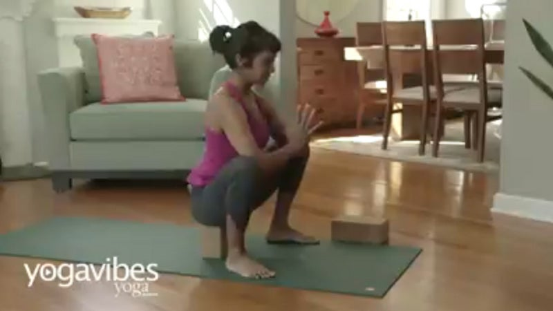 Try this Uplifting Heart-Opening Flow