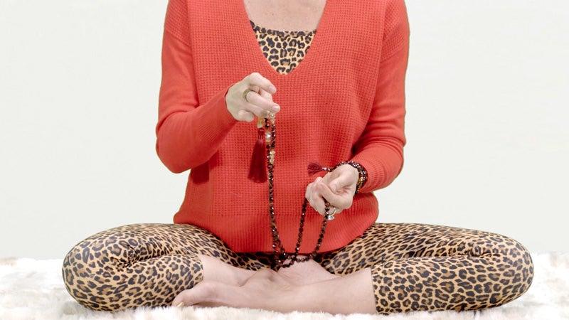 Goddess Yoga Project: How To Use Mala Beads