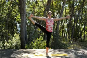 Extended Hand-to-Big-Toe Pose: How to Stay Grounded
