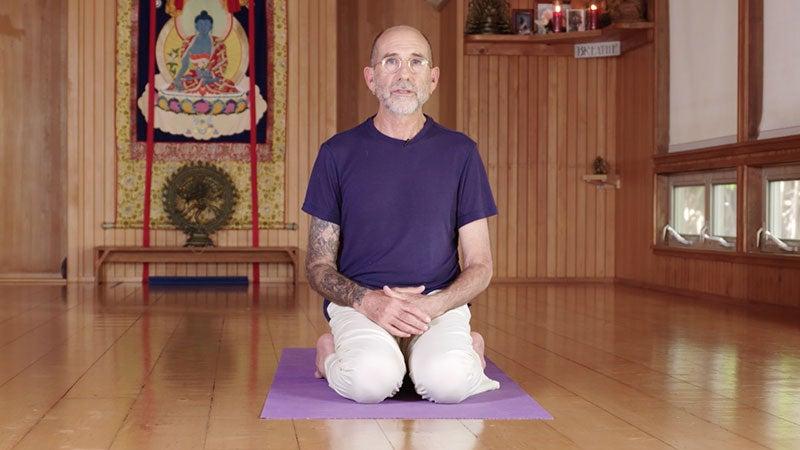 Vinyasa 101: Eddie Modestini and Slow Flow Hatha Yoga