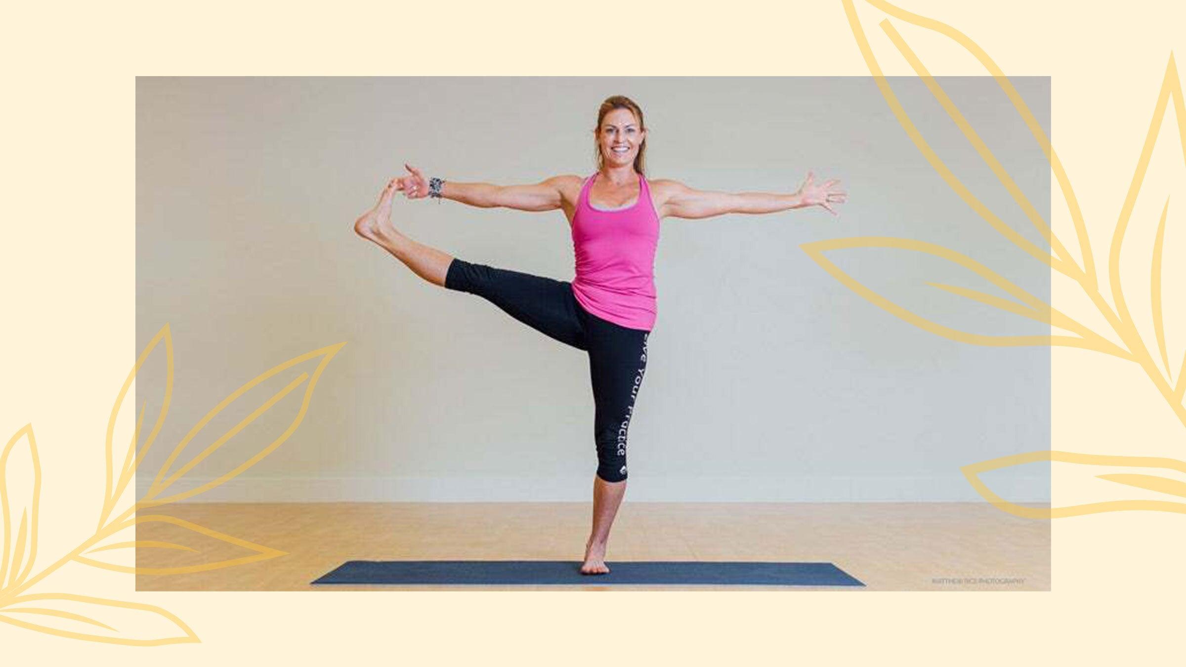 50 Yoga Poses Scientifically Proven To Improve Balance