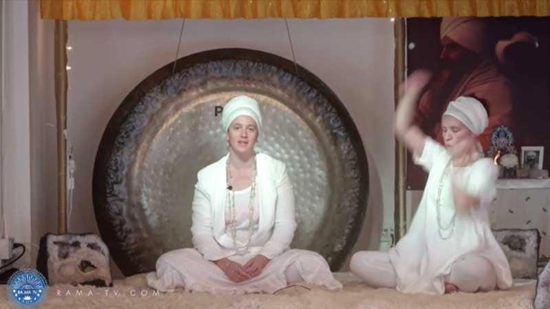 A Kundalini Yoga Exercise to Release Negativity