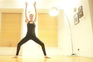 Stoke Your Inner Warrior with Sadie Nardini's Solar Plexus Power Flow