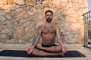 Benjamin Sears: How He Found Yoga + What Keeps Him Practicing