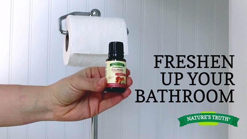 Nature's Truth: How to Make Your Bathroom Smell Better