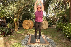 Fast Forward Your Yoga Practice to Burn Calories, Build Muscle