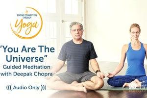 Audio Meditation with Deepak Chopra