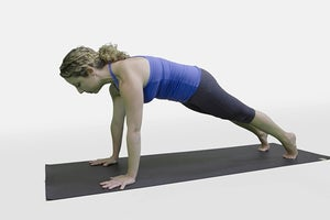 Yoga For Beginners: Build a Strong Core with Plank Pose