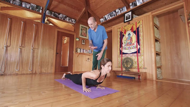 Vinyasa 101: Find Correct Alignment for Chaturanga Dandasana