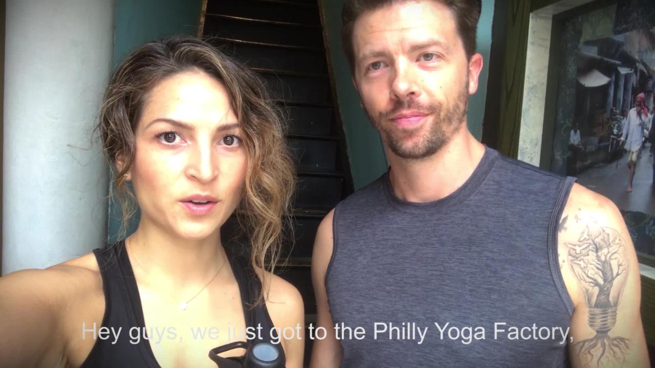 Live Be Yoga Checks Out the Philly Yoga Scene