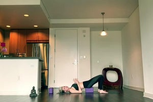 YOGA SHRED: A Sequence to Cool Down and Release Your Psoas