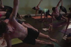 Discovering 'Real Yoga' in Atlanta