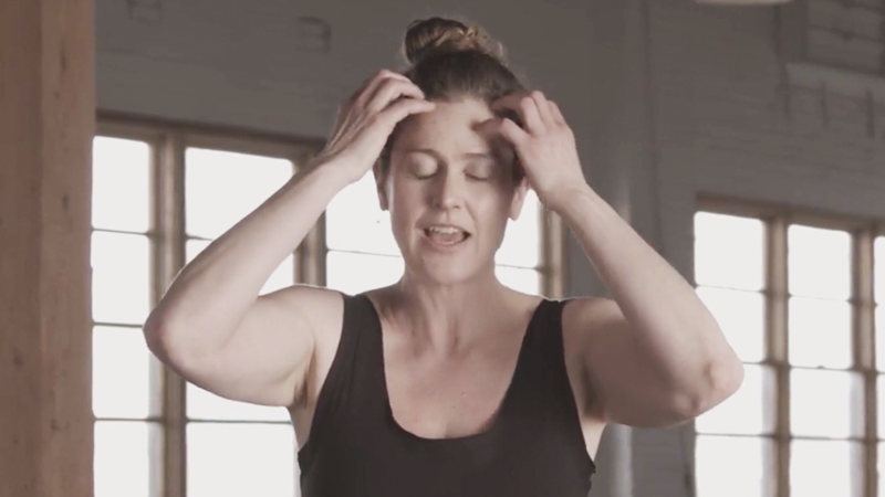 Energy Medicine Yoga: An Energy Release Trick for Lasting Headache Relief