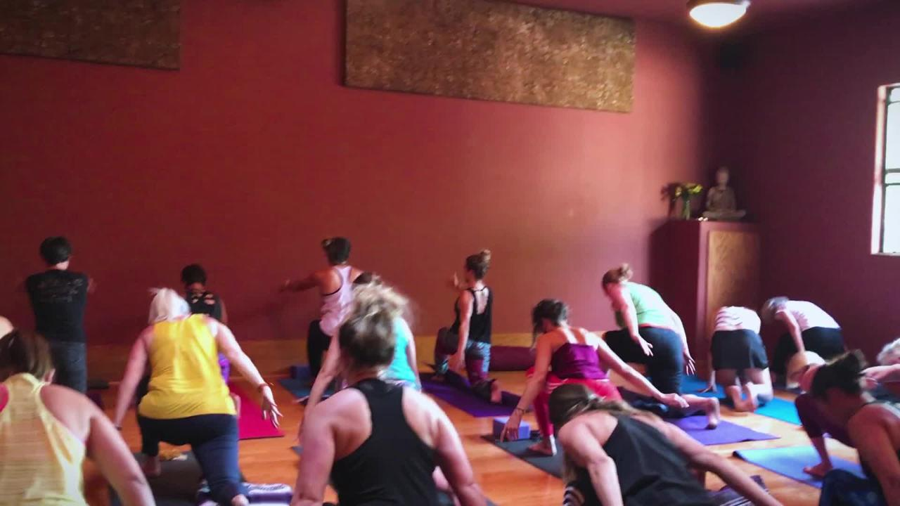 Live Be Yoga: 'That's Why People Love This Place'