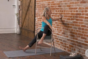 Master Class: Make Space in the Lower Spine, Hips, and Knees in Marichyasana III