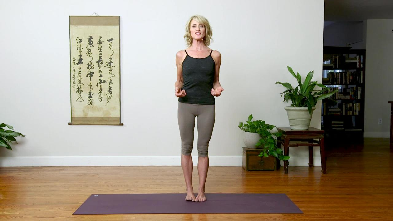 Sequencing 101: Establish the Framework for Your Practice in Tadasana