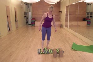 Build Inner Thigh Strength with Sliding Side Splits