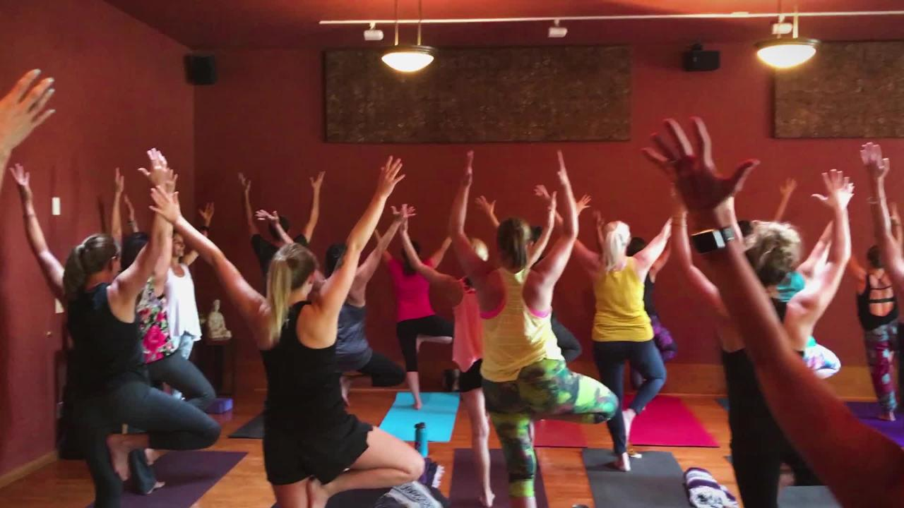 Why Yoga Is What the World Needs Right Now