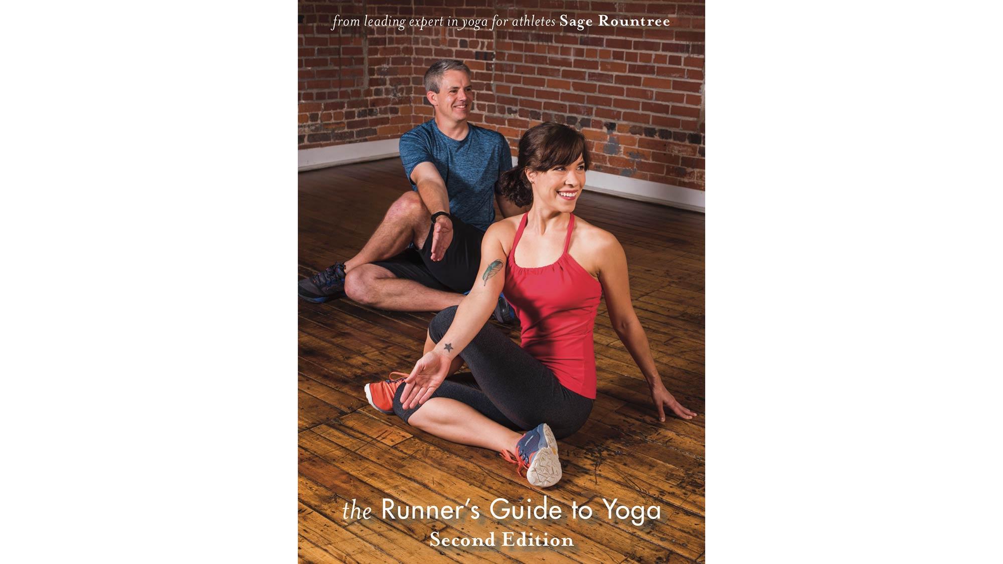 Portada del libro The Runner's Guide to Yoga