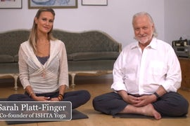 Chakras 101: Alan Finger's Simple Technique to Clear Your Throat Chakra