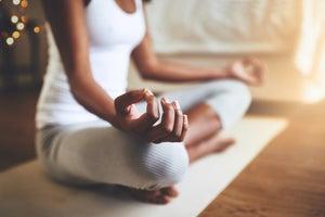 Yoga for Autism: 5-Minute Meditation with Dr. Marc Rosenbaum