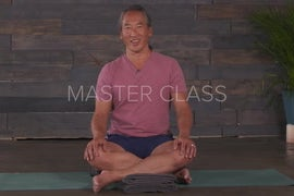 Master Class: These 2 Poses Help You Prepare for Pranayama