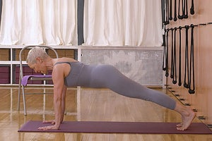 Yoga for Back Health: 3 Variations of Plank Pose to Strengthen Your Core