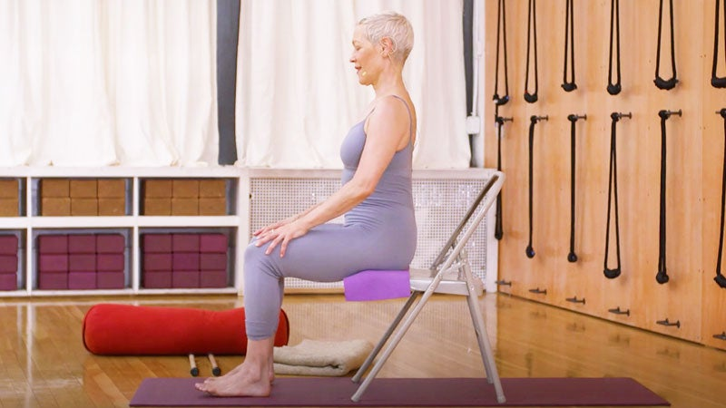 Yoga for Back Health: 3 Ways to Improve Posture with Your Breath
