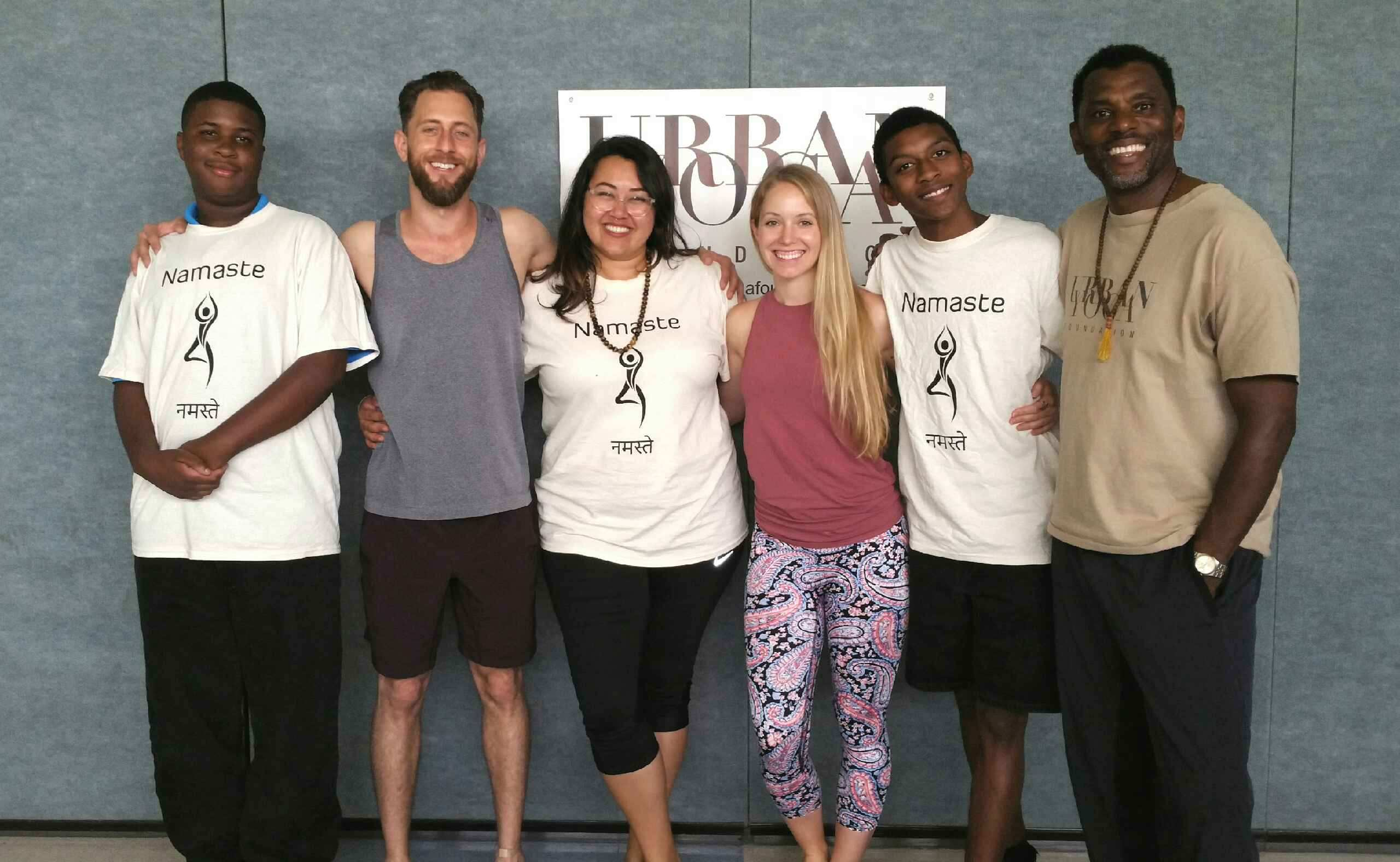 Live Be Yoga: This Class Is Bringing Peace to Tampa Bay's Urban Communities—One Teen at a Time