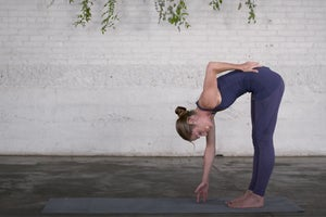 Anatomy 201: The Roll-Down Forward Bend That Yogis with Hypermobile Hamstrings Need