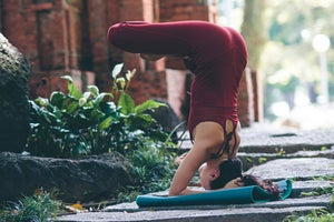 Yoga for Women's Health: Do You REALLY Have to Stop Inverting During Your Period?