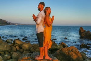 Live Be Yoga: This Is What It's Like to Be Photographed by Robert Sturman