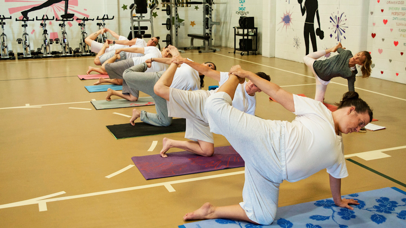 Live Be Yoga: How a Yoga Teacher Training in This Women's Prison Is Transforming Inmates' Lives