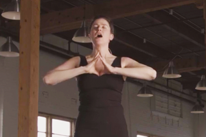 Energy Medicine Yoga: Relieve Anxiety with a Simple 30-Second Practice