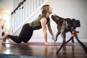 Going Digital: Audio Tips for Teaching Yoga Online